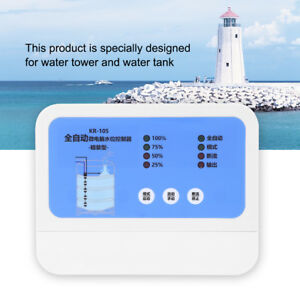 10a Microcomputer Automatic Water Pump Controller Liquid Level Detection Sensor