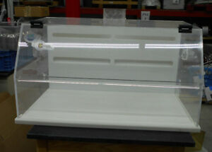 Nuaire Nu 819 300 Portable Bench Top Vented Enclosure