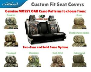 Mossy Oak Camo Custom Fit Seat Covers Coverking For Pontiac Solstice