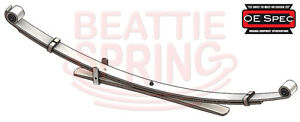Rear Leaf Spring For Toyota Tacoma And Prerunner 4wd 2wd 2005 2011 Oe Spec