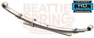 Rear Leaf Spring For Toyota Tacoma And Prerunner 4wd 2wd 2005 2011 Heavy Duty