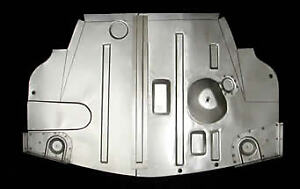 Studebaker Ck Coupe Hawk Full Trunk Panel With Corner Supports 1953 1964
