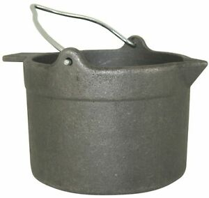 Lyman Cast Iron Lead Pot 10 Pound 2867795 Reloading Bullet Mold