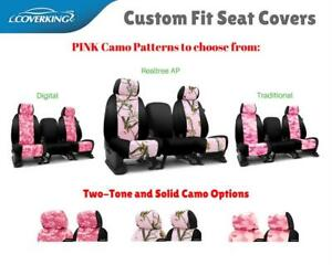 Pink Camo Custom Fit Seat Covers Coverking For Chrysler Pt Cruiser