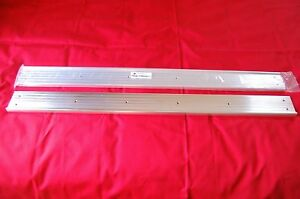 Vw Karmann Ghia Door Sill Scuff Plates Pair 1956 1965 Early Original Style