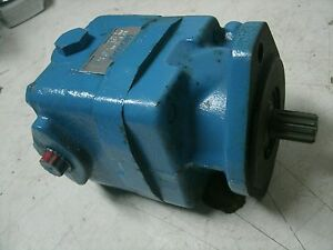 Eaton Vickers Power Steering Hydraulic Pump V20f 1p6p 38c8h 22l V20f1p6p38c New