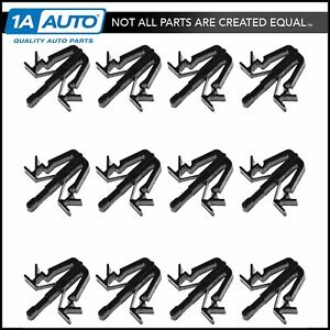 Oem Grille Mounting Clip Kit Set Of 12 For Toyota Pickup Truck 4runner Tacoma