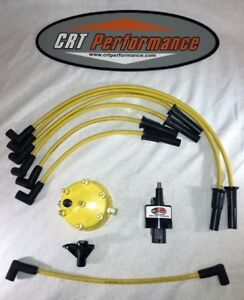 Jeep Grand Cherokee 4 0l Ignition Tune Up Kit 1994 1997 Yellow Cap