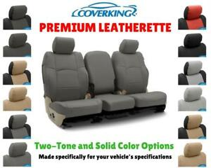 Premium Leatherette Custom Fit Seat Covers For Honda Cr V