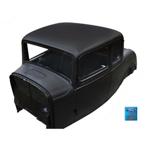 32 Ford Five Window 5w Coupe Steel Body 1932 United Pacific B20000 B