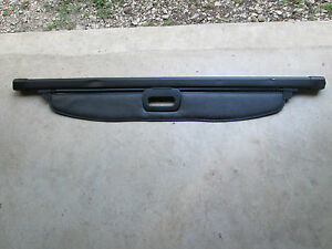 Oem 2011 2016 Jeep Grand Cherokee Cargo Cover 2015 2014 2013 2012 Rear Security