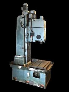 Wilton 2575 Direct Drive Box Column Drill Press 40