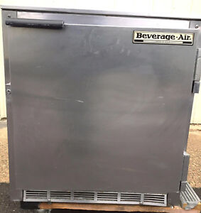 Beverage Air Ucr27a Undercounter Refrigerator Free Shipping