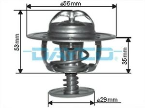 Thermostat For Toyota Landcruiser Prado 3rz Fe May 1997 To May 2002 Dt39a