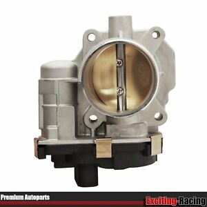 Complete Throttle Body Assembly For Chevrolet Malibu Buick Gmc Pontiac 2 4l