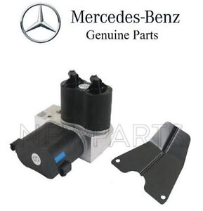 For Mercedes C215 R230 W220 Abc Hydraulic Susp Air Compressor Valve