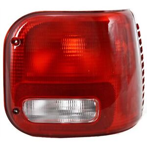 Tail Light For 99 03 Dodge Ram 1500 Van Ram 3500 Van Ram 2500 Van Rh