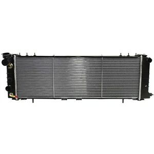 Radiator For 91 01 Jeep Cherokee 91 92 Comanche 4 0l
