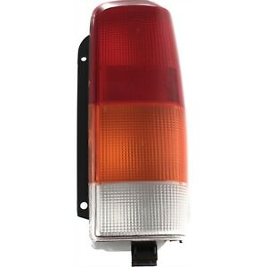 Tail Light For 97 01 Jeep Cherokee Passenger Side