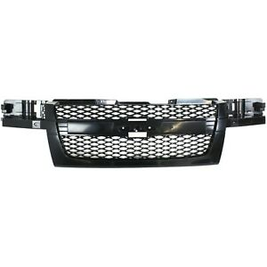 Grille Assembly For 2004 2012 Chevy Colorado W Emblem Provision
