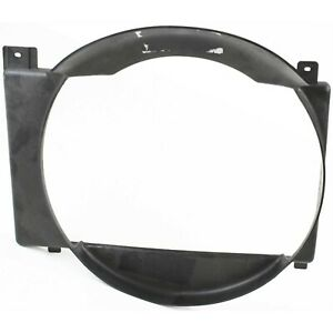 Radiator Cooling Fan Shroud For Jeep Cherokee Comanche Wagoneer