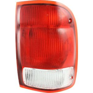 Tail Light For 2000 Ford Ranger Passenger Side