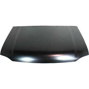 Hood For 2001 2004 Nissan Frontier Primed Steel