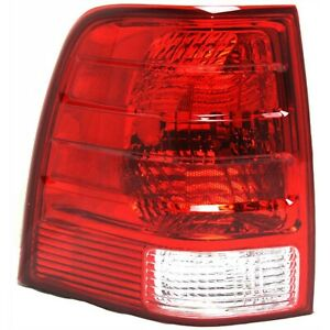 Tail Light For 2003 2006 Ford Expedition Driver Side