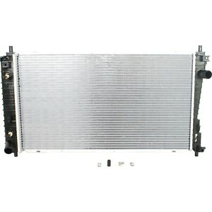 Radiator For 95 02 Lincoln Continental 4 6l 1 Row