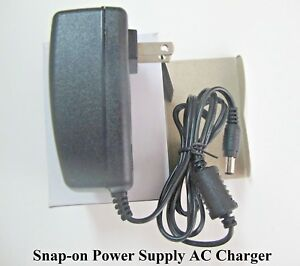 Snap On Ac Charger Adapter Modis Solus Ultra Edge Pro Scan Tools Scanner New