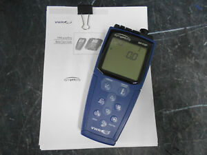 Vwr Symphony Sp70p Portable Multi Parameter Meter With User Guide