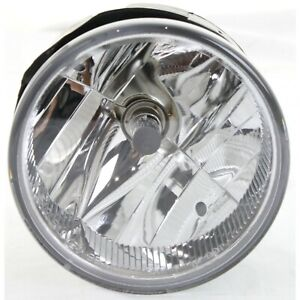 Clear Lens Fog Light For 2004 Jeep Grand Cherokee Lh Or Rh Capa W Bulb