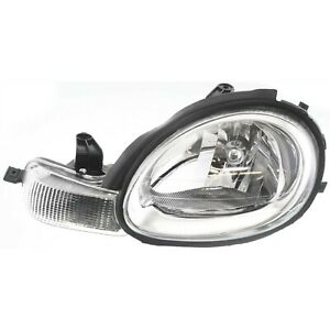 Headlight For 2000 2005 Dodge Neon Neon 2000 2001 Driver Side W Bulb