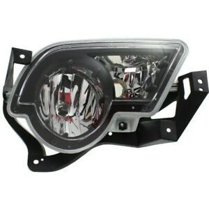 Clear Lens Fog Light For 2002 06 Chevy Avalanche 1500 Rh With Body Cladding