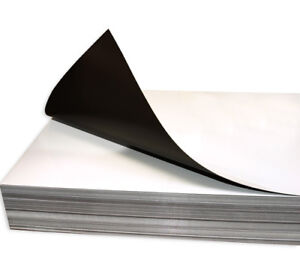 150 Sheets 20 Mil Thick Gloss Inkjet Magnet Paper 8 5 X 11 Magnetic Print Photo