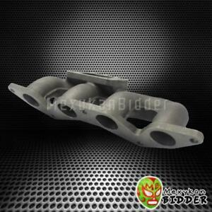 For Honda Civic 2001 2005 D7 1 7l Engine T3 T4 Cast Iron Turbo Exhaust Manifold