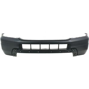 Front Bumper Cover For 2003 2005 Honda Pilot Primed 04711s9va90zz