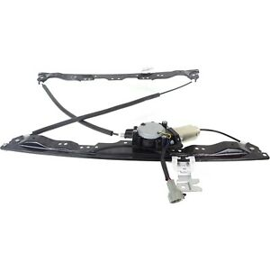 Power Window Regulator For 2004 2015 Nissan Titan Front Right Side With Motor