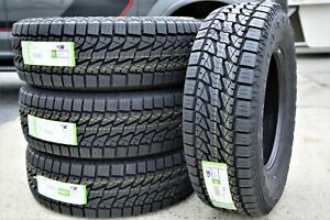 4 New Green Max Traveler A t P265 70r17 At All Terrain Tires