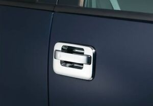 Auto Ventshade Ford Chrome Handle Covers Avs 685204