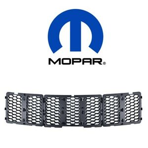 For Jeep Grand Cherokee 2014 2016 Black Honeycomb Grille Inserts Mopar