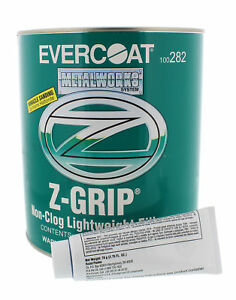 Fiberglass Evercoat 282 Z grip Filler 1 Gal