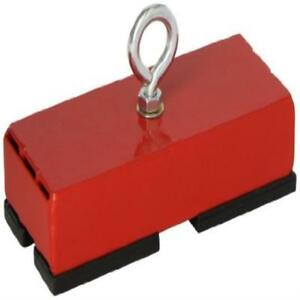 Heavy duty Retrieving Holding Magnet 5 Length 2 Width 1 Height With Eyebo