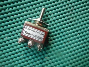 20pcs Momentary 20a 125v Dpdt Double Throw 6 Terminal On off on Toggle Switch