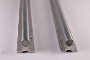 New Sbr20 600mm Sbr20 Fully Supported Cnc Router Linear Motion Rail Shaft Rod