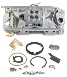 Holley Efi 550 703 Big Block Chevy Multi port Power Pack Kit For Standard Dec