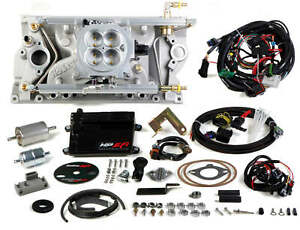 Holley Efi 550 815 Hp Efi 4bbl Multi Port Fuel Injection System