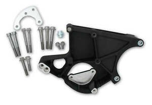 Holley 20 135bk Ls lt Accessory Drive Bracket Driver s Side P s
