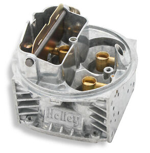 Holley 134 348 Replacement Main Body