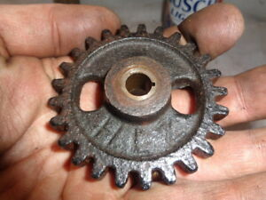 Magneto Gear John Deere Associated Hit Miss Engine Tractor Auto Steam Steampunk